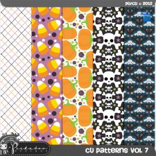 Pattern Templates vol 7 by Peek a Boo Designs