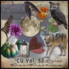 CU Vol. 52 Legend by Kreen Kreations