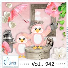 Vol. 942 - Spring Mix by Doudou's Design