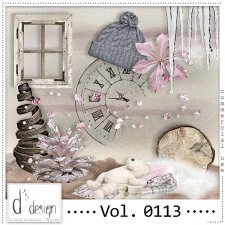 Vol. 0113 Winter Mix by Doudou Design