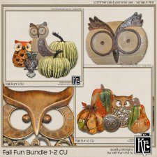 Fall Fun Bundle 1-2 CU