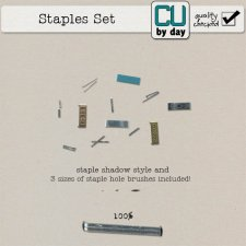 Staple Set