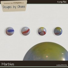 Marbles by Ohana Designs
