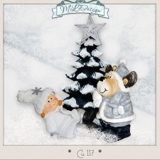 CU set 117 christmas by MLDesign