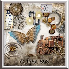 Vol. 898 - Steampunk Mix by Doudou's Design