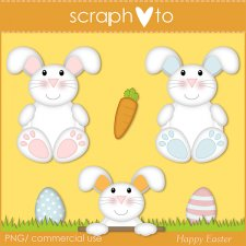 Happy Easter by Scraphoto Studio