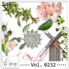 Vol. 0232 Nature Mix by Doudou Design