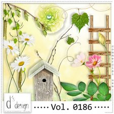 Vol. 0186 Spring Nature Mix by Doudou Design