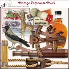 Designer Elements Potpourri Vol 19 by ADB Designs