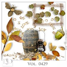 Vol. 0429 Nature Mix by D's Design