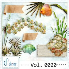 Vol. 0020 - Beach Mix by Doudou's Design