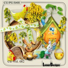 CU Vol 082 Easter Spring Mix by Lemur Designs