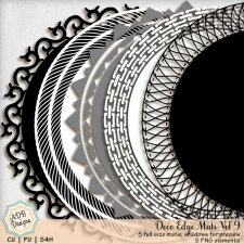 Deco Mats Vol 9 by ADB Designs