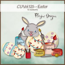 CU vol 125 Easter by Florju Designs