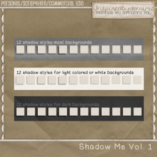 Shadow Me Vol 1