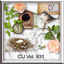 Vol. 931 - Spring Mix by Doudou's Design