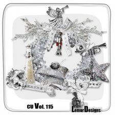 CU Vol 115 christmas mix by Lemur Designs