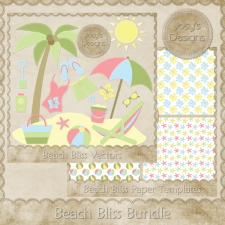 Beach Bliss Bundle by Josy