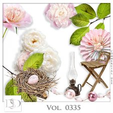 Vol. 0335 Spring Nature Mix by D's Design
