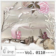 Vol. 0110 Winter Mix by Doudou Design