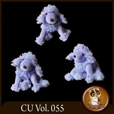 CU Vol. 055 Dogs by Lemur Designs