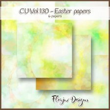 CU vol 130 Easter Papers by Florju Designs