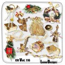 CU Vol 116 christmas mix by Lemur Designs