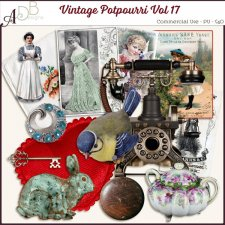 Designer Elements Potpourri Vol 17 by ADB Designs