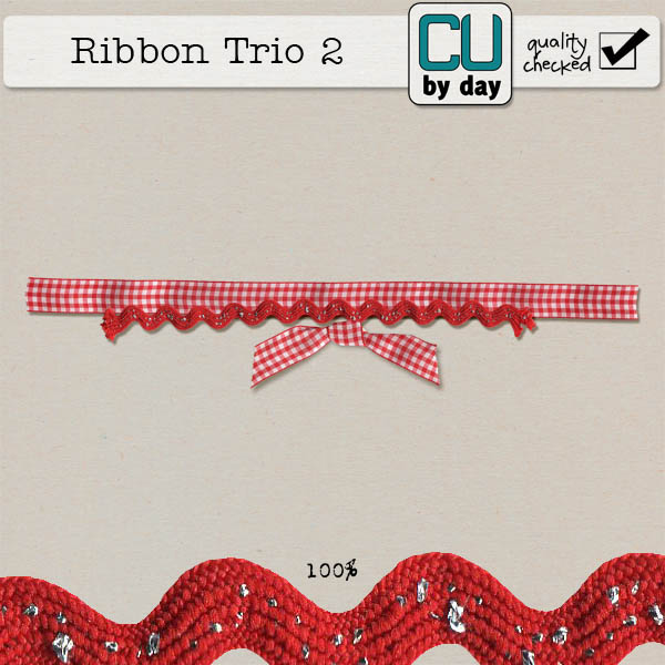 Ribbon Trio 2