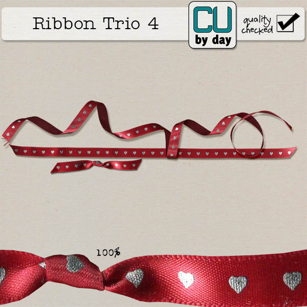 Ribbon Trio 4