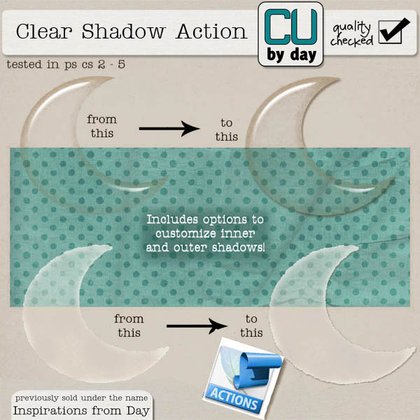 Clear Shadow Action