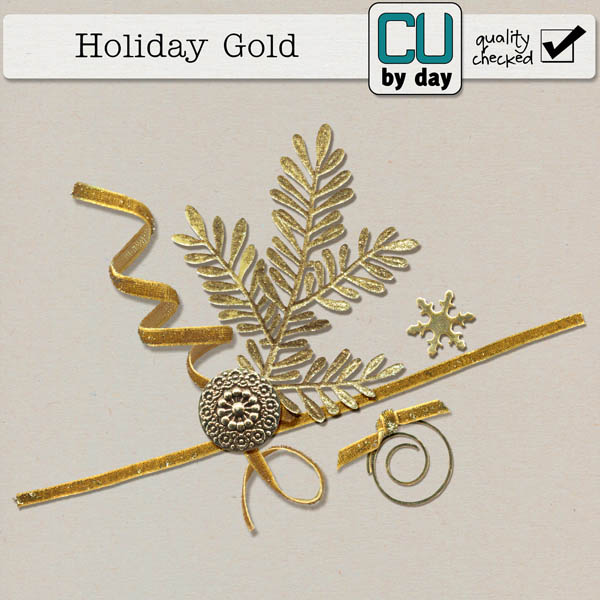 Holiday Gold