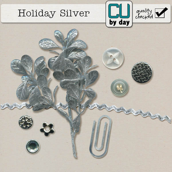 Holiday Silver