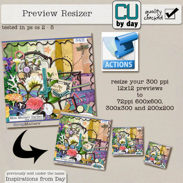 Preview Resizer
