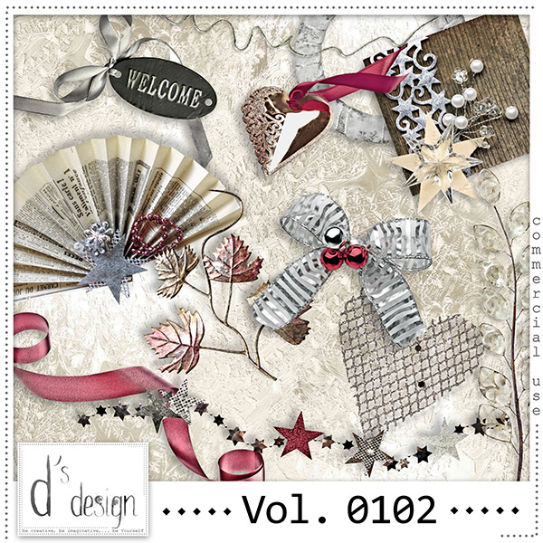 Vol. 0102 Christmas Mix by Doudou Design