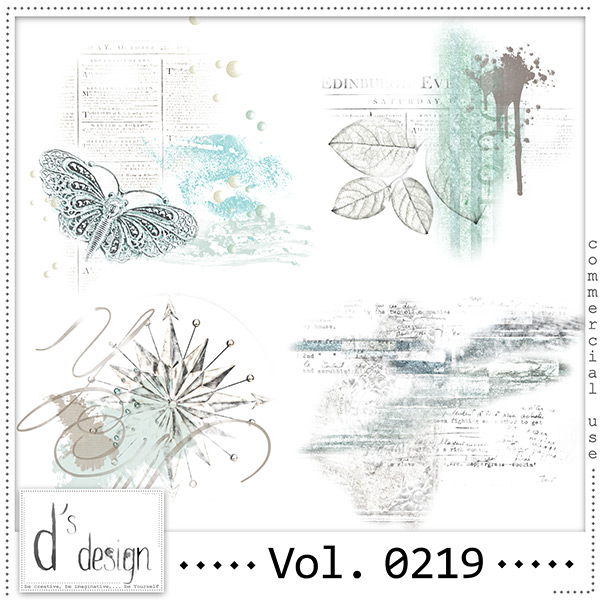 Vol. 0219 Templates Accents by Doudou Design