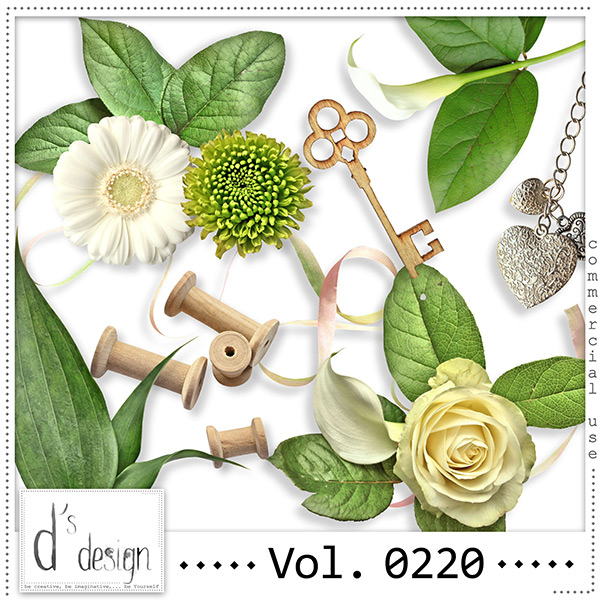 Vol. 0220 - Nature Mix by Doudou's Design