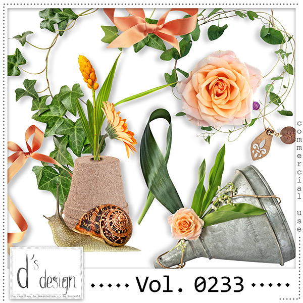 Vol. 0233 Nature Mix by Doudou Design