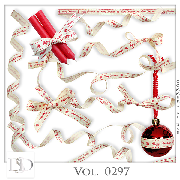 Vol. 0297 Christmas Mix by D's Design