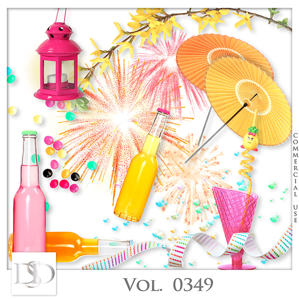 Vol. 0349 Party Mix by D's Design