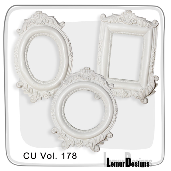 CU Vol 178 frames by Lemur Designs