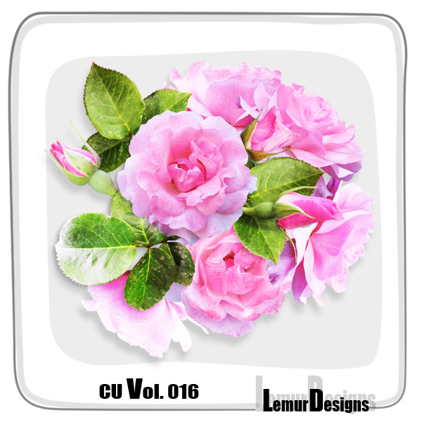 CU Vol 016 Flowers by Lemur Designs