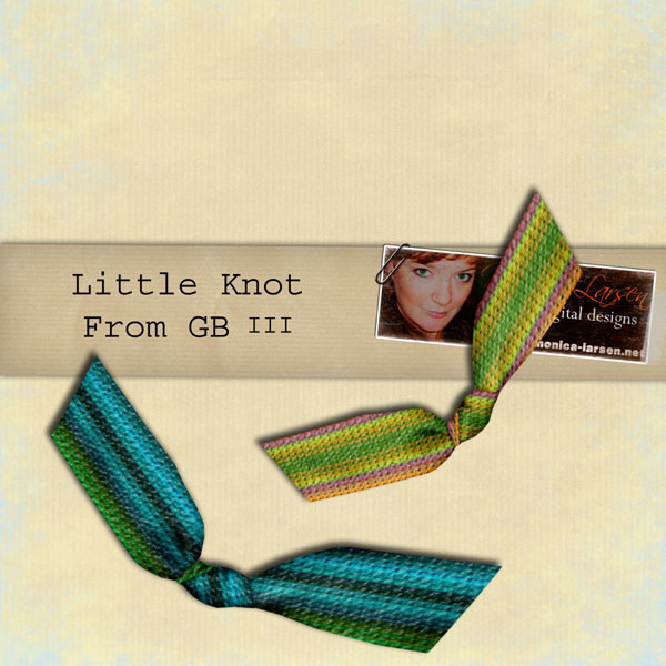 Little Knot - Action by Monica Larsen