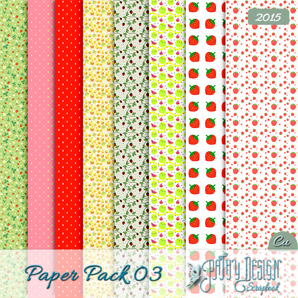 Paper Pack 03 Pathy Design
