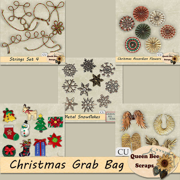 Christmas Grab Bag BUNDLE